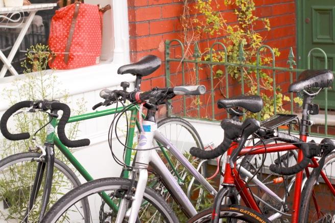 Cardiff Cyclist Pen Y Lan Pantry