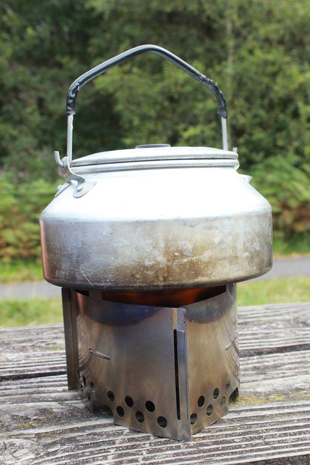 trangia kettle